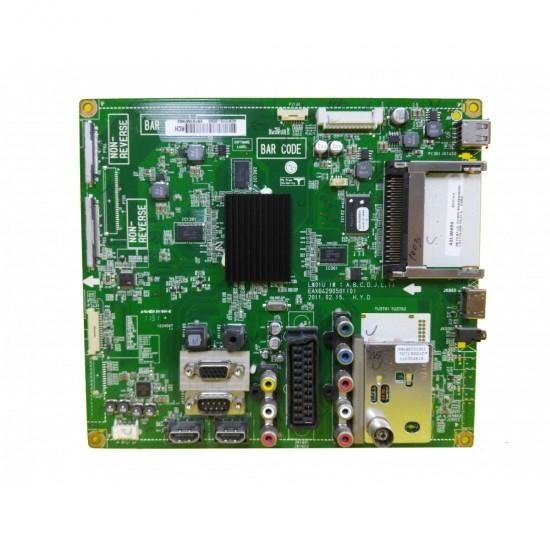 EBT61581653, EAX64290501 (0), LG 42LW450, 47LW450U, MAIN BOARD, ANA KART