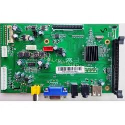 12AT022 V:0.5, SUNNY 12AT022 DLED MNL, SUNNY 12AT022 HASANKEYF, SUNNY SN040DLD12AT022-SMF, Main board, Ana Kart