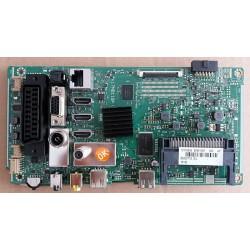 17MB110P , 23481481 ,23481479 ,TOSHIBA 43L3763DAT MAIN BOARD JVC LT-43VF52T ANAKART