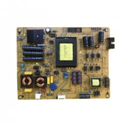 17IPS71, 190814R4, 23326040, 27672794 – VESTEL 43FB7500 LED TV BESLEME KARTI, 17IPS71 , 23326040 , VESTEL , VES430UNEL-2D-U01 , POWER BOARD, BESLEME KART, 17IPS71, 23326040, VESTEL SMART 43FB7500 43 LED TV , Power Board, VES430UNEL-2D-U01